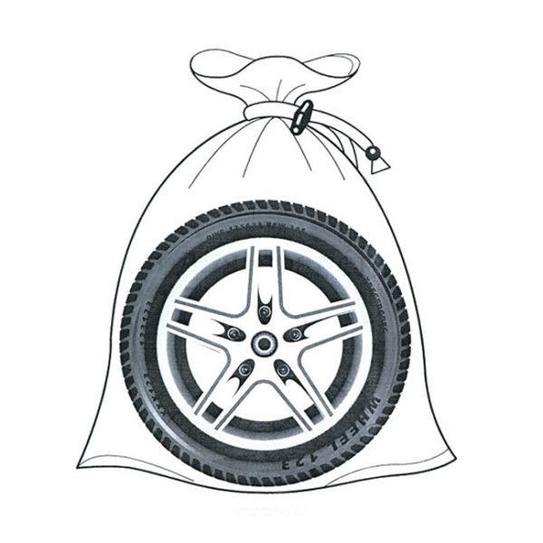 мешки для колес а/м
