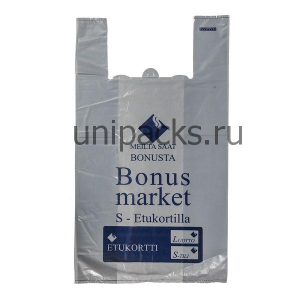 Майка «Бонус маркет»